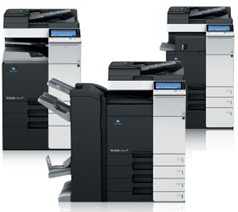 Some of our office copiers in Billings, MT